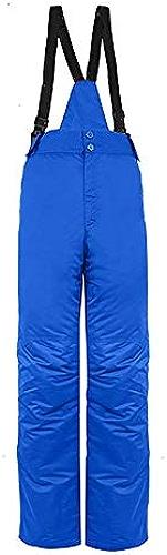 Mihommego Hommes imperméables Pantalon d'escalade Ski de Plein air d'hiver Ski Snowboard Pantalons