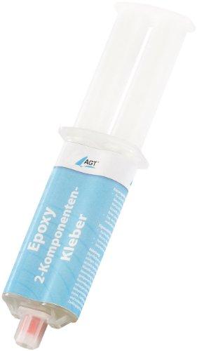 AGT Kunststoffkleber: Epoxy 2-Komponenten-Kleber transparent, Sulzer B (Klebstoffe)