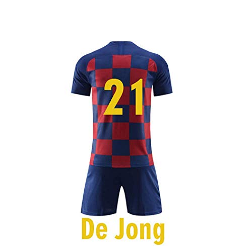 XIAOL 2019 Voetbal Jerseys Jongens En Meisjes Voetbal Kleding Sets Mannen Kind Futbol Barcelona Training Uniforms Kids Voetbal Training Set