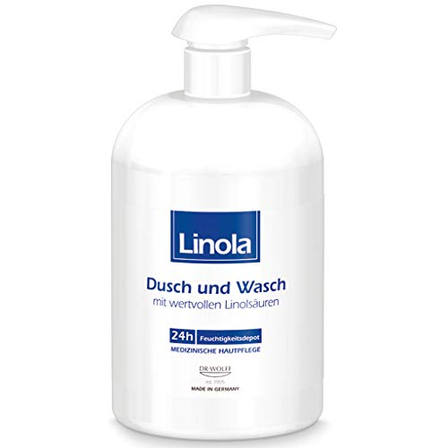 Linola Dusch und Wasch, 500 ml Spender