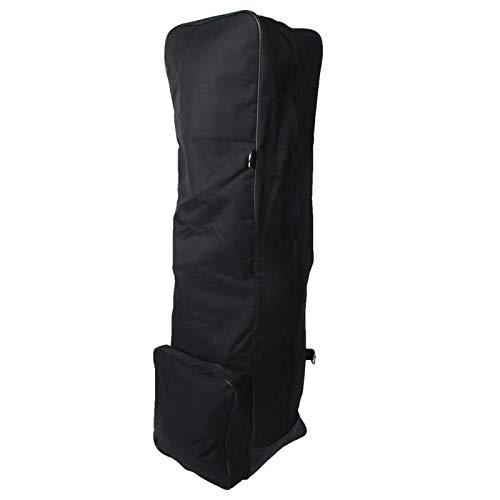 DAUERHAFT with Padded Hook and Loop Portable Padded Bag Travel Cover Bag,for Airport