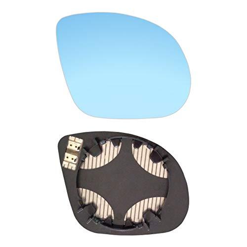 Retrovisor Izquierdo Espejo de cristal con placa y calefacci/ón # olfa92/AM LCH