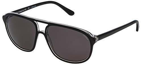 Lozza Gafas de Sol ZILO SPORT SL1827L Black Crystal/Grey 61/15/145 unisex