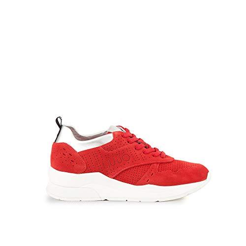 Liu Jo B19009 PX025 Sneakers Donna Rosso 38