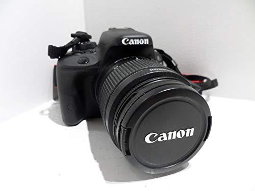 Canon EOS 100D 18-55IS STM - Cámara digital (18 MP, SLR Kit, CMOS, Canon EF, Canon EF-S 18-55mm, TTL, Auto/Manual) Negro