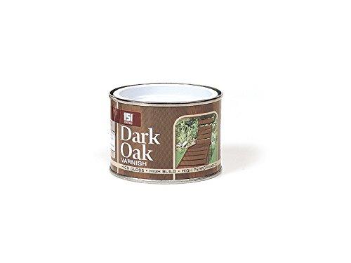 4x quercia scuro colorata 180ml vernice lucida auto casa metallo legno mattone