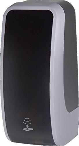 Blanc HYGIENIC • Schaumseifenspender Blanc Cosmos Sensor • bis zu 2.500 Anwendungen je 1-Liter • Silber/Schwarz • Schneller Kartuschenwechsel • berührungslos