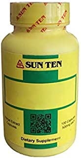 Sun Ten - Capillaris & Hoelen Five Formula Capsules/Yin Chen Wu Ling San/茵陳五苓散