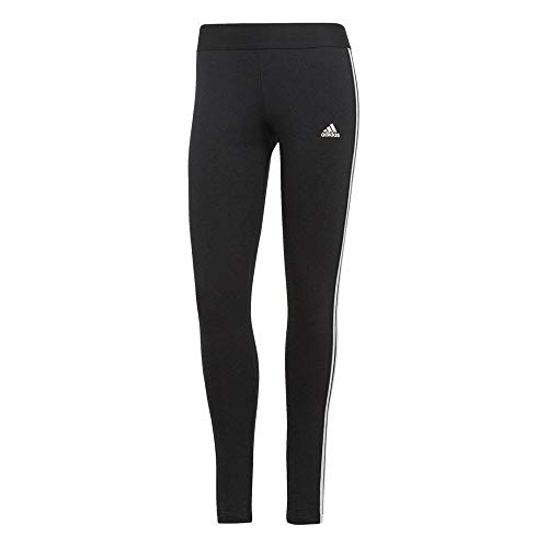 adidas GL0723 W 3S Leg Leggings Womens Black/White L