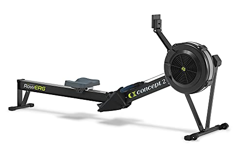 Concept2 Model D Indoor Rowing Machine with PM5 Performance Monitor, Black from Concept2