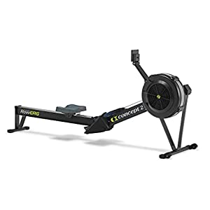 Concept2 Model D Indoor Rowing Machine with PM5 Performance Monitor, Black