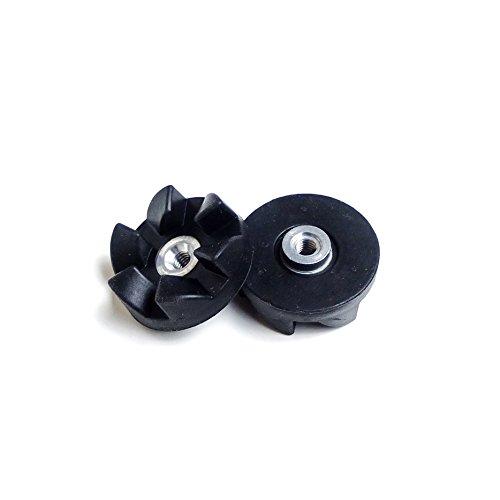 2 lames Gear (caoutchouc) de remplacement de pièces de rechange pour Nutribullet