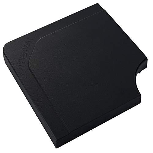 Hespéride Dalle pour Parasol 25 kg béton Stacio Noir