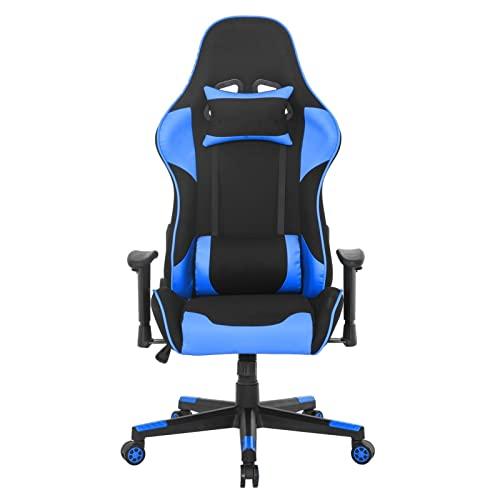 PULLEY Gaming Stuhl,Bürostuhl Gamer...