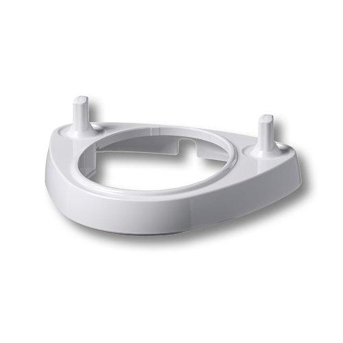 Braun Oral-B Professional Care Bürstenhalter/Bürstenaufbewahrung für 2 Aufsatzbürsten + 20ml Meridol Zahncreme Probe