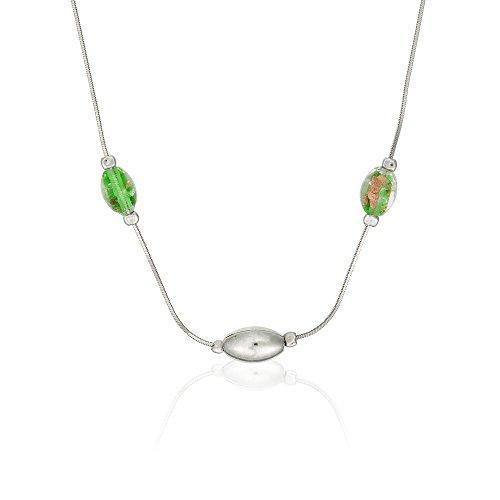 Orphelia Jewelry ZK-2611 - Collana da donna, argento sterling 925, 450 mm