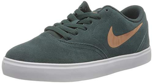 Nike Skateboard-Schuhe-BV1638 Straßen-Laufschuh, Faded Spruce/METALLIC Copper-W, 40 EU