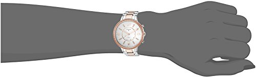 Fossil Women's Virginia Stainless Steel Hybrid Smartwatch
