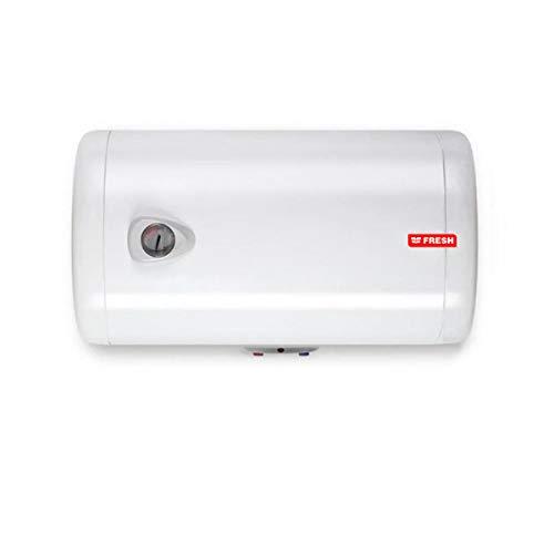 SCALDABAGNO elettrico scalda acqua boiler scaldino lt 10 30 50 80 100 litri VERTICALE-ORIZZONTALE Fresh (80 litri ORIZZONTALE)