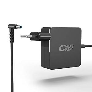 QYD 65W 19.5V 3.33A Notebook-Adaptador-Cargador-para-HP Zbook 15U G3 G4 15 G4,EliteBook 1040 G3, 820 G3 250 255 430 G1 450 11Z-E000 14-F023CL 709985-002 710412-001 741727-00,Laptop-Cargador-AC-Adapter