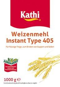 Kathi Backmischung Instantmehl Type 405 Ostprodukt 1000g