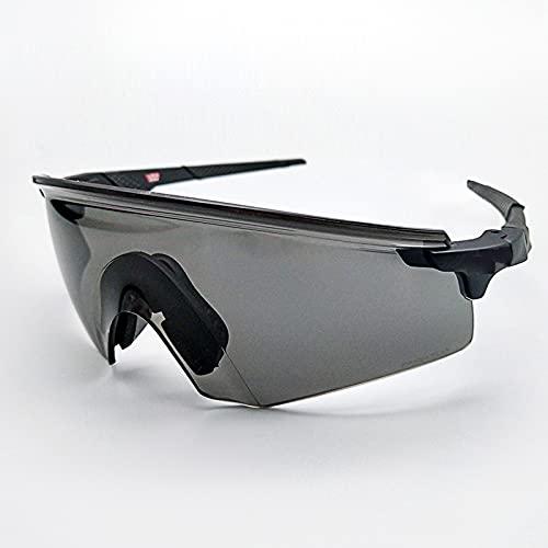LCFF Gafas Ciclismo,Gafas de Ciclismo Polarizadas,Lentes Intercambiables para Ciclismo Bicicleta Running Deportes Protección UV 400 Anti Viento para Hombre y Mujer