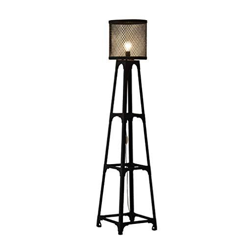 Wubing Estilo Loft Vintage imitación de óxido de Hierro Forjado lámpara de...