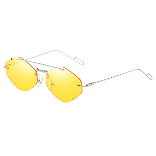 %38 OFF! Ikevan_ Retro Small Oval Sunglasses Women Female Vintage Hip Hop Glasses Retro Sun Glass Ca...