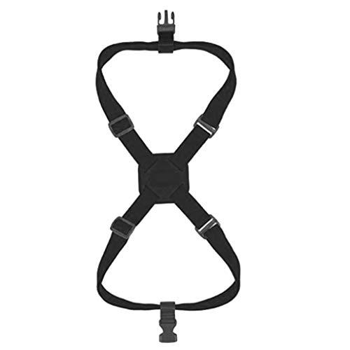 Adjustable Luggage Straps Suitcase Adjustable Belt Travel Bag Flexible Packing Strap with Buckle