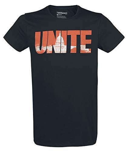 Tom Clancy's The Division Unite T-Shirt schwarz L