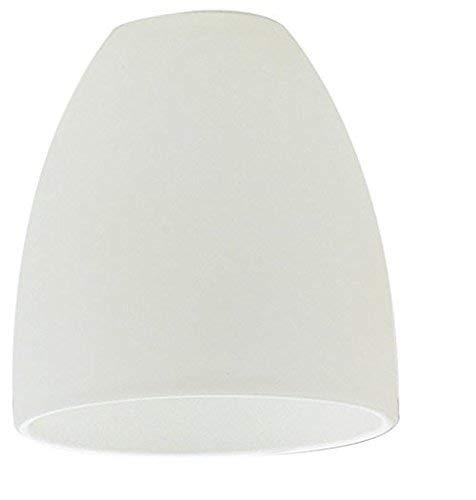 EGLO 90266 Lampenschirm, Glas, weiß