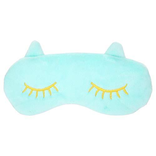 Yuyte - Antifaz para dormir, diseño de gato