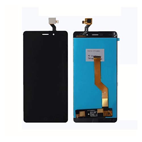 WYFDC Táctil LCD de Repuesto Fit For ELEPHONE P9000 LCD Pantalla Táctil Pantalla Táctil Conjunto De Reemplazo De Reemplazo Fit For P 9000 P9000 Lite Parts Parts Kit De Reparación