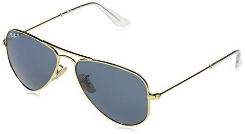 Ray-Ban Rj9506s Aviator Gafas, Arista, 52 Unisex Adulto