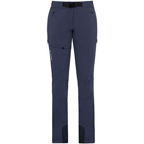 VAUDE Badile II Eclipse/Eclipse Pantalon pour Femme Longueur 34 cm