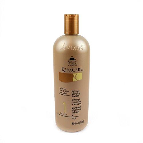 Keracare Hydrating Detangling Shampoo 32oz by Avlon