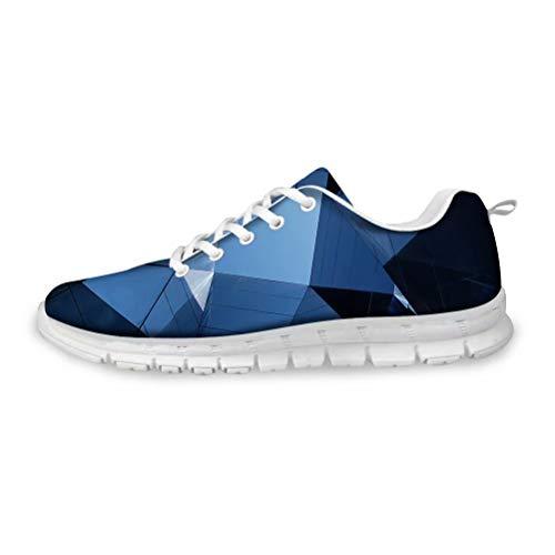 MODEGA Bunte Schuhe Männer Turnschuhe Turnschuh Männer Schwarze Schuhe gehen, für Frauen Plus Größe Bowlingschuhe Jugend-Trainerschuhe Männer Bequeme Turnschuhe für Frauen Größe 44 EU|9 UK