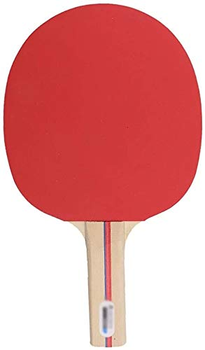 Purchase Professional Ping Pong Paddle Racket Tennis Shake Hands Grips Ergonomic Handle Design Racqu...