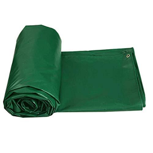 Tarpaulin Ff Tarpaulin Tarp Cover, Épaissi Tissu Imperméable Tissu Imperméable Pluie Oxford Tissu Extérieur Toile Toile Pluie Bâche Imperméable, Tente Bâches Bâche En Tissu,Vert