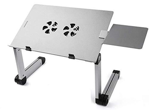Adjustable Aluminum Laptop Desk Ergonomic Portable...
