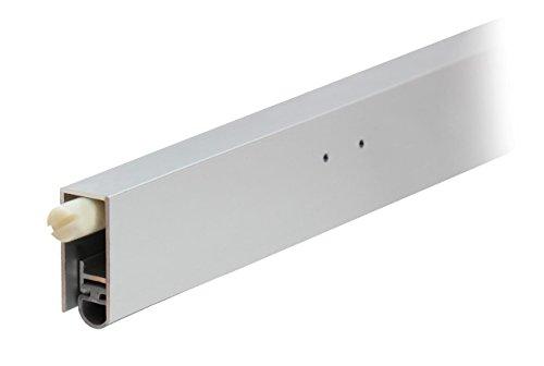 Automatische Türbodendichtung aus Aluminium Länge 91,5cm kürzbar