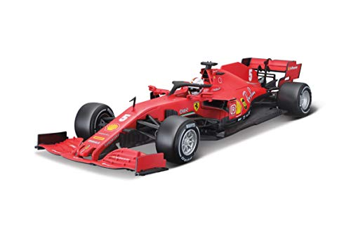 Burago - Ferrari SF1000 2020 Racing Vettel, 1:18.