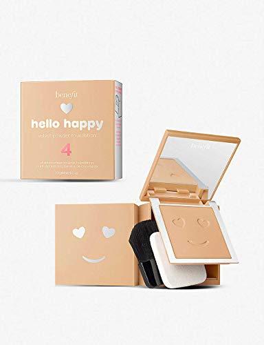 Hello Happy Velvet Powder Foundation Nr. 04 Medium 7 g