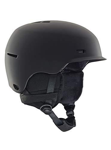 Anon Herren Highwire Snowboard Helm, Black, XL