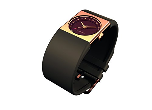 Rosendahl Damen Analog Quarz Smart Watch Armbanduhr mit PU Armband 43264