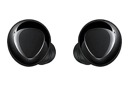 Samsung Galaxy Buds + - Auriculares inalámbricos con control de funciones intuitivo, hasta 10 horas de reproducción continua, Negro