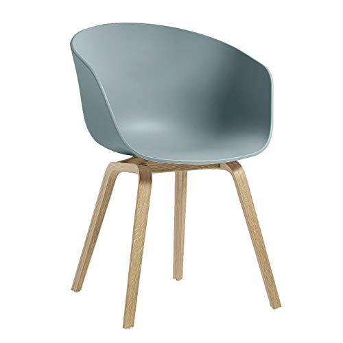 About A Chair AAC22 / AAC 22 Stuhl Hay-Hellblau