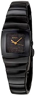 Rado Sintra Jubile Women's Black Dial Ceramic Band Watch - R13819732