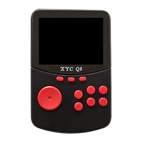 ZZALLL Consola de Videojuegos portátil Retro para
