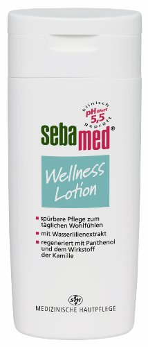 Sebamed Wellness Body Lotion 200ml, 2er Pack (2 x 200 ml)